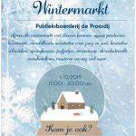 Wintermarkt Publieksboerderij de Proosdij